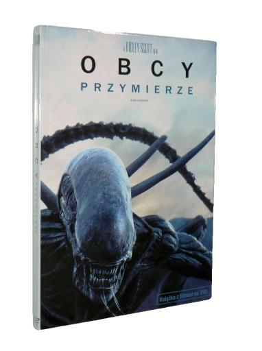DVD - OBCY: PRZYMIERZE (2017) - nowa folia, lektor
