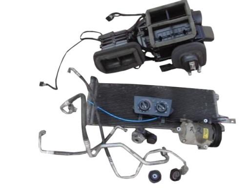 Zestaw klimatyzacji 2.2HDI Boxer Jumper Ducato 06-