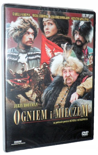 Ogniem I Mieczem Dvd Folia 7216045333 Allegro Pl