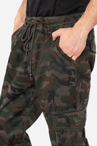 Spodnie Męskie Moro BojÓwki Wojskowe 2198-2 106 cm 10591706994 Odzież Męska Spodnie FM IVQPFM-5