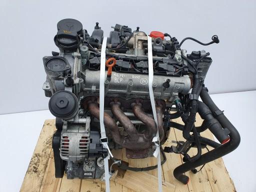 SILNIK VW Golf V 1.6 FSI 115KM 03-08r test BLP