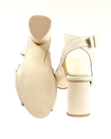 Ann-Mex 0737 sandał beżowy roz.37 9149622369