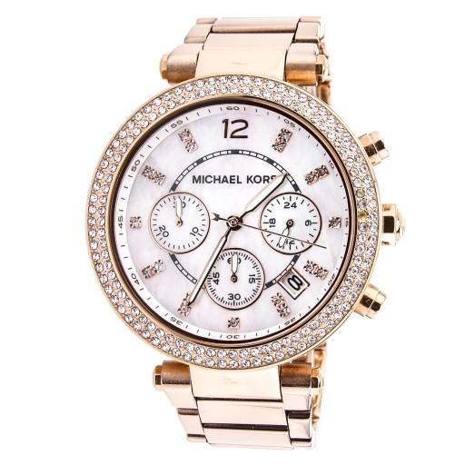 Zegarek damski MICHAEL KORS MK5491 cyrkonie