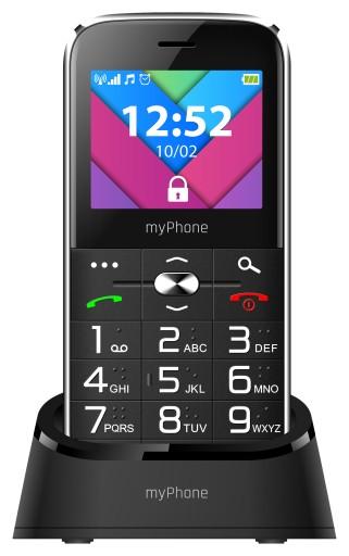 Myphone Halo C Telefon Dla Seniora Duze Klawisze 9580940742 Sklep Internetowy Agd Rtv Telefony Laptopy Allegro Pl