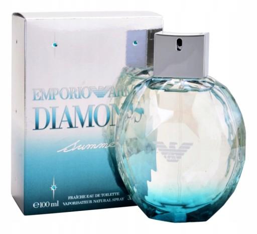 giorgio armani emporio armani - diamonds summer edition