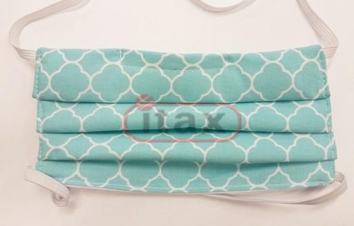 ITAX Maseczka bawełniane 3-warstwowa z filtrem
