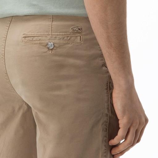 Lacoste Bermudy Męskie 10033252794 Odzież Męska Spodnie JM TFLYJM-4