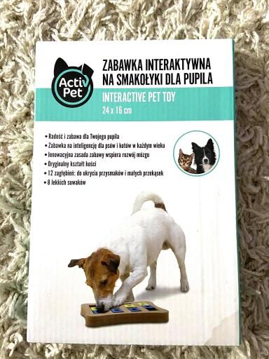 Activ Pet Zabawka Interaktywna Dla Psa Kota Przysm 9745571595 Allegro Pl