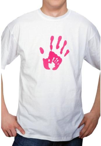 T-SHIRT DLA TATY MOM's HAND XXL 10062921397 Odzież Męska T-shirty ZX LWSKZX-2