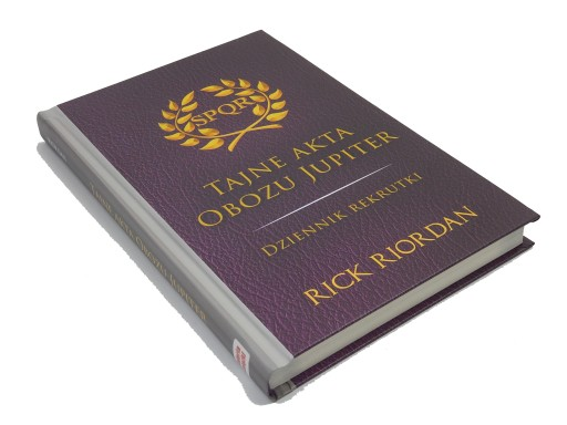 Rick Riordan - Tajne akta Obozu Jupiter [Apollo]