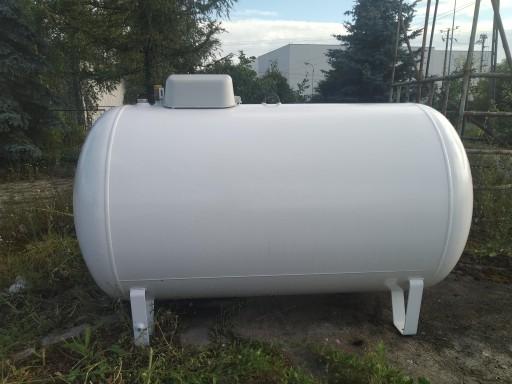 Zbiorniki Na Gaz Plynny Naziemne 2700l Propan Lpg 9504120084 Allegro Pl