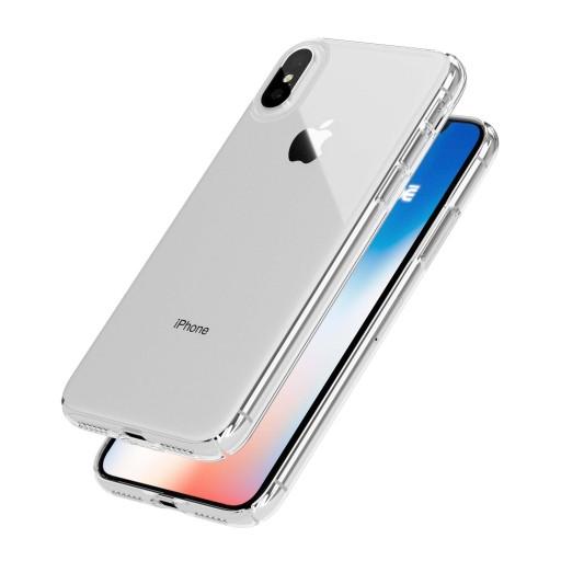 Przezroczyste Etui Szklane Do Iphone X Xs Szklo 8881528314 Sklep Internetowy Agd Rtv Telefony Laptopy Allegro Pl