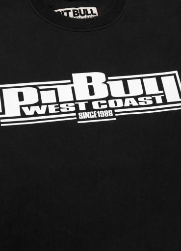 Bluza Pit Bull West Coast Classic Boxing Crewneck 10680936584 Bluzy Męskie Bluzy RO BNXJRO-9