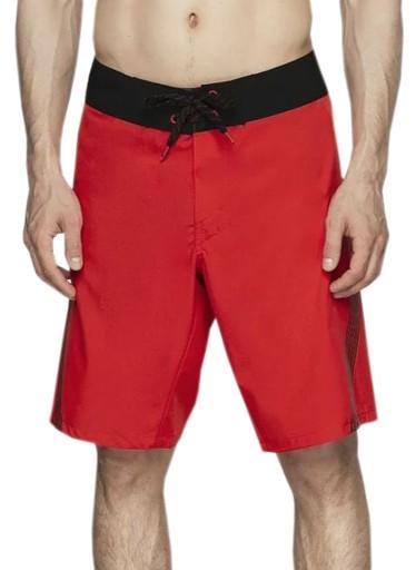 Spodenki męskie 4F czerwone H4L20 SKMT003 62S XL 10588482537 Odzież Męska Spodenki OD FNELOD-2