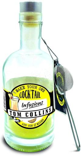 Butelka Tom Collins Zestaw Zrob To Sam Coctail 9335076629 Allegro Pl