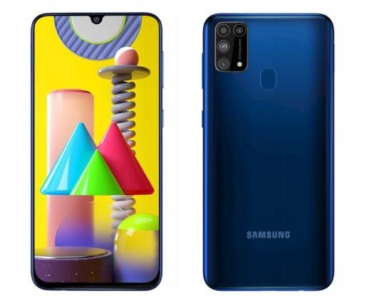 Samsung Galaxy M31 6gb 64gb 4xaparaty Dualsim 9446296063 Sklep Internetowy Agd Rtv Telefony Laptopy Allegro Pl