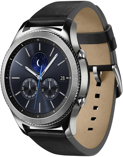 Smartwatch Samsung Gear S3 Sm R770 9147194186 Sklep Internetowy Agd Rtv Telefony Laptopy Allegro Pl
