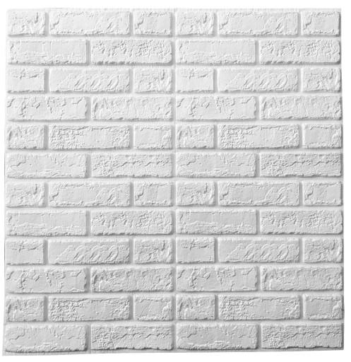 Panele Scienne 3d Cegla Samoprzylepne 70x70 Beton 9570285421 Allegro Pl