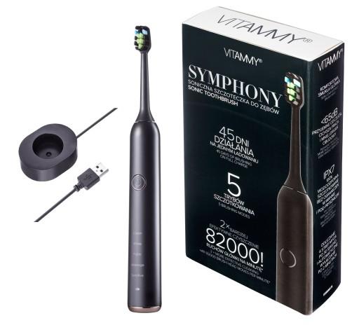 VITAMMY Symphony Szczoteczka soniczna do zębów