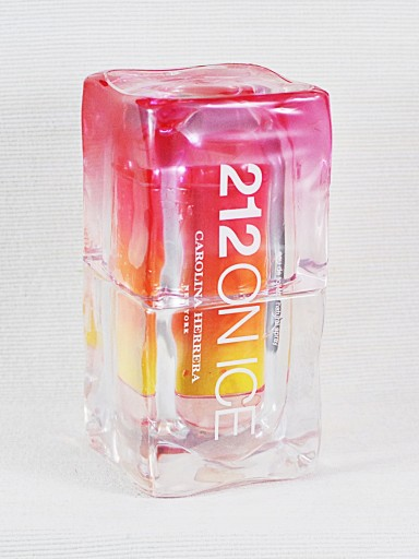 carolina herrera 212 on ice