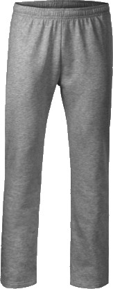 Męskie Spodnie Dresowe Malfini SZARY XL 10429907149 Odzież Męska Spodnie DA DXALDA-3