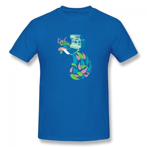 Owl City Adam Young meski podkoszulek t-shirt 10690229485 Odzież Męska T-shirty NC YOLHNC-6