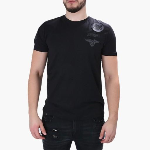 ALPHA INDUSTRIES T-SHIRT MODEL AIR CREW 9444272894 Odzież Męska T-shirty QK XVPXQK-4