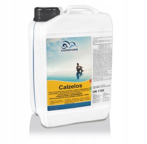Calzelos - Środek na przezimowanie wody 3L