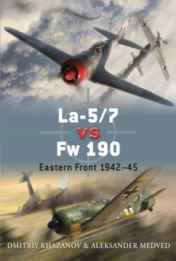 La-5/7 vs Fw 190 - Dmitriy Khazanov, Khazanov
