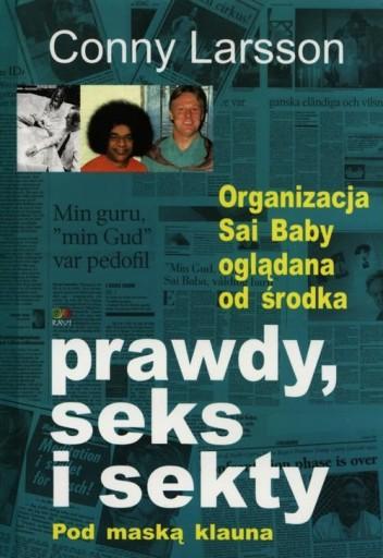 Prawdy, seks i sekty Conny Larsson