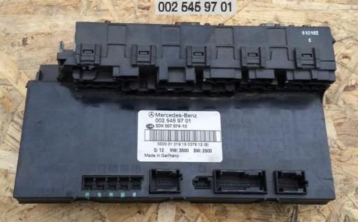 THE BLOCK CAR MERCEDES C 203 W203 0025459701