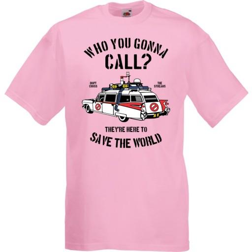 Koszulka samochÓd ambulans prezent nadruk XXL 10517295896 Odzież Męska T-shirty LM CDFHLM-5