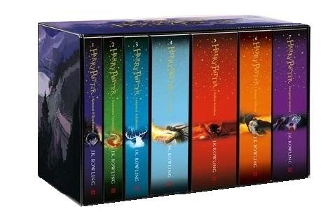 Harry Potter 7 Tomow W Etui J K Rowling Pakiet 179 67 Zl Allegro Pl Raty 0 Darmowa Dostawa Ze Smart Bialystok Stan Nowy Id Oferty 8308653435