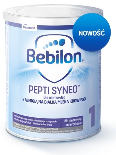 Bebilon Pepti 1 Syneo 400g Preparat Mlekozastepczy 9527040995 Allegro Pl