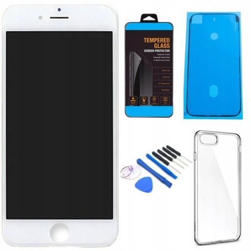 WYŚWIETLACZ EKRAN LCD DOTYK SZYBKA do iPhone 8