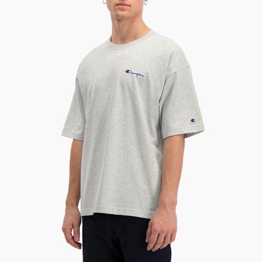 Koszulka Champion Crewneck T-Shirt 214282 EM004 M 10636549630 Odzież Męska T-shirty BQ SUBEBQ-1