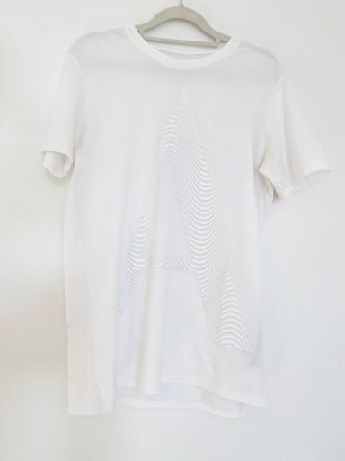 ARMANI EXCHANGE T-shirt S zgrabny / 6685 10421807874 Odzież Męska T-shirty YJ CVPBYJ-5