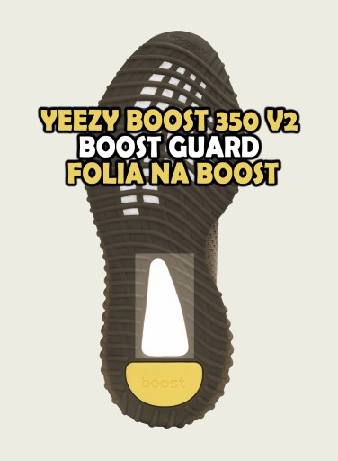 Yeezy Boost 350 V2 - Ochraniacz boosta