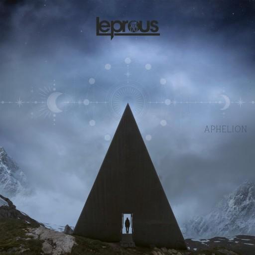 LEPROUS Aphelion CD Jewel Case