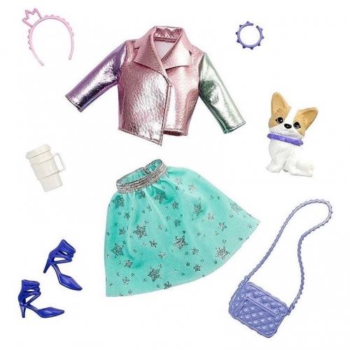 Barbie Przygody Księżniczek Ubranko GML65