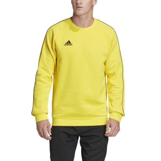 bluza adidas Core18 Sweat Top FS1897 rXXL 9102765675 Bluzy Męskie Bluzy MF KZFGMF-6