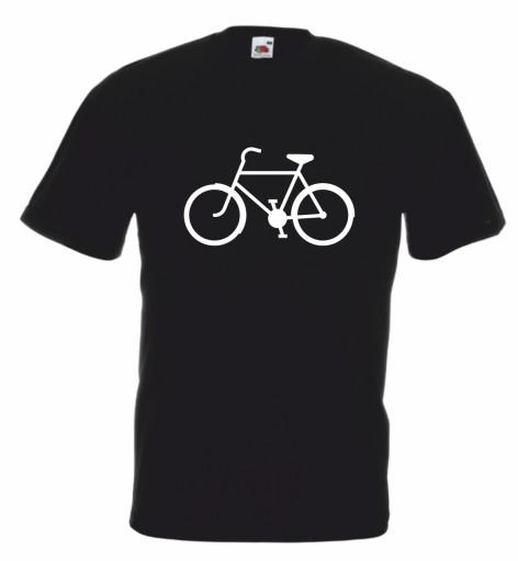 Koszulka męska dla Rowerzysty Rower r XXL 10595216575 Odzież Męska T-shirty QW BGIWQW-2