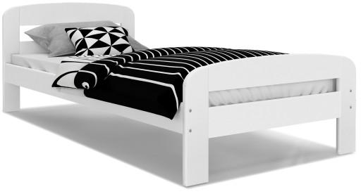 Łóżko DALLAS 90x200 + Stelaż + Materac