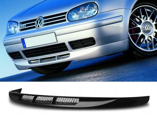 Dokladka Zderzak Vw Golf 4 Iv Spoiler Gti R32 Look Rymanow Zdroj Allegro Pl