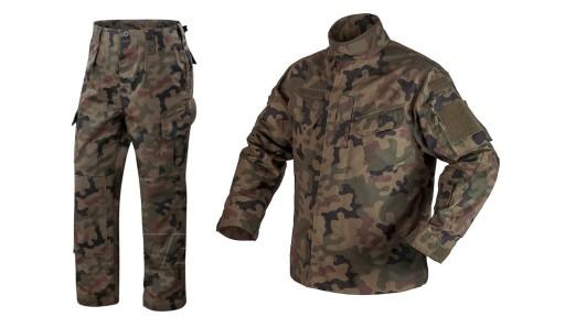 Texar Wz10 Taktyczny Mundur Wojskowy Pl Camo Wz 93 9490086613 Allegro Pl