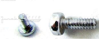 JUNAK 901RS/122RS VARZTAS M6x12 BLOKAS UZDEGIMO