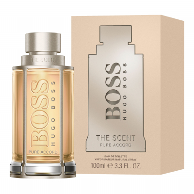 hugo boss the scent pure accord for him