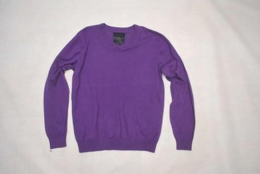 U Modny Wygodny Bluzka Sweter Jack Jones L z USA! 10074766661 Odzież Męska Swetry VG MBMFVG-8