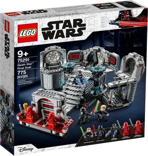 LEGO 75291 STAR WARS GWIAZDA ŚMIERCI OSTATECZNY