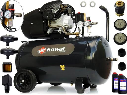 Kompresor Zbv 100l Olejowy Sprezarka Powietrza V2 Namyslow Allegro Pl